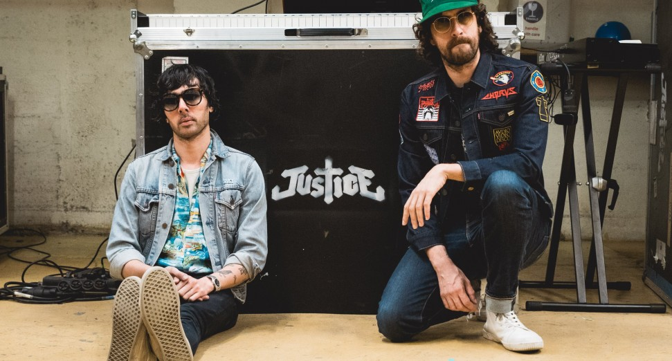 Justice announce physical release of Iris: A Space Opera