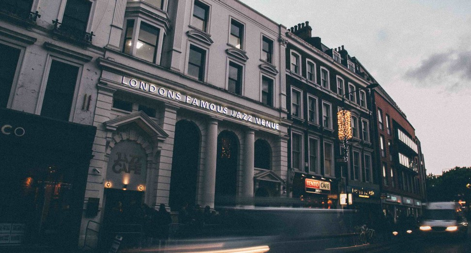 London's Jazz Cafe will reopen on 19th September