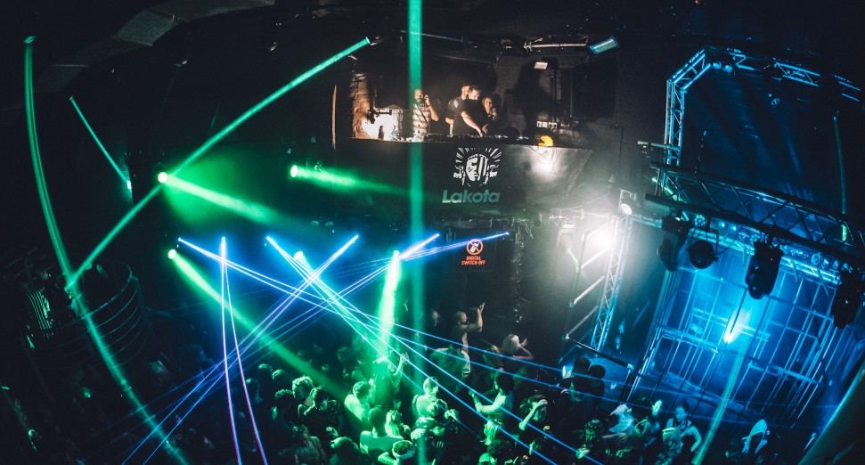 Top UK club events New Year's Eve and New Year's Day 2019-2020
