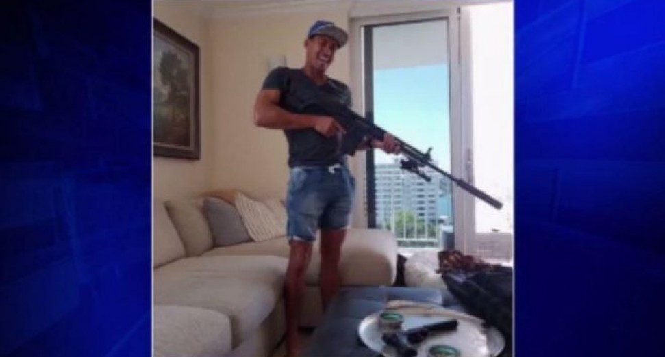 Man detained at Ultra for posting photo of himself holding a rifle seemingly targeting festival