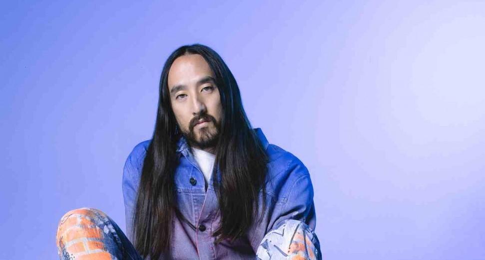"""Steve Aoki designs £3,000 watch """"made for raves"""""""