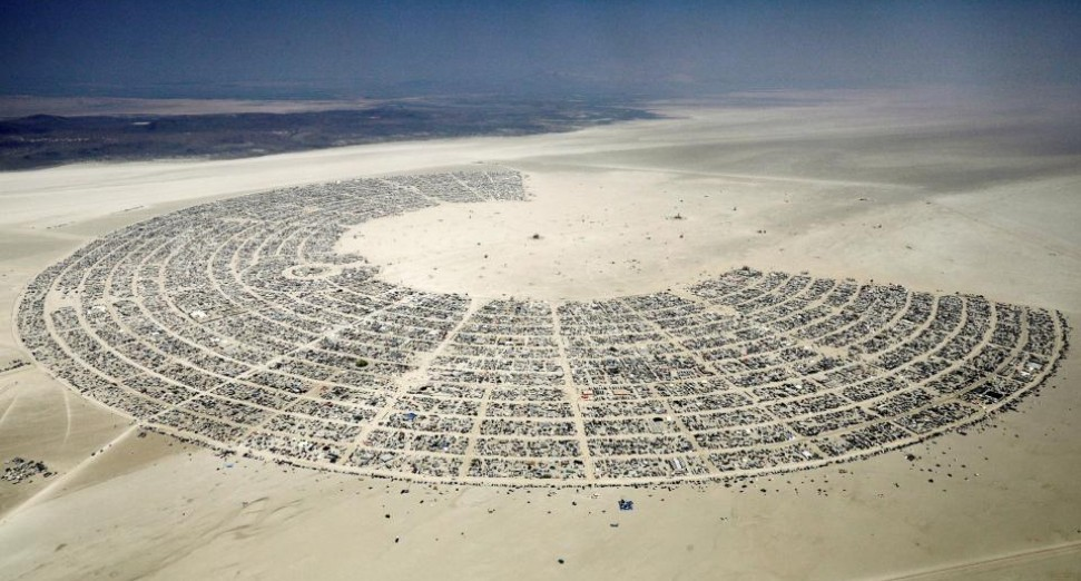 Burning Man Theme 2021